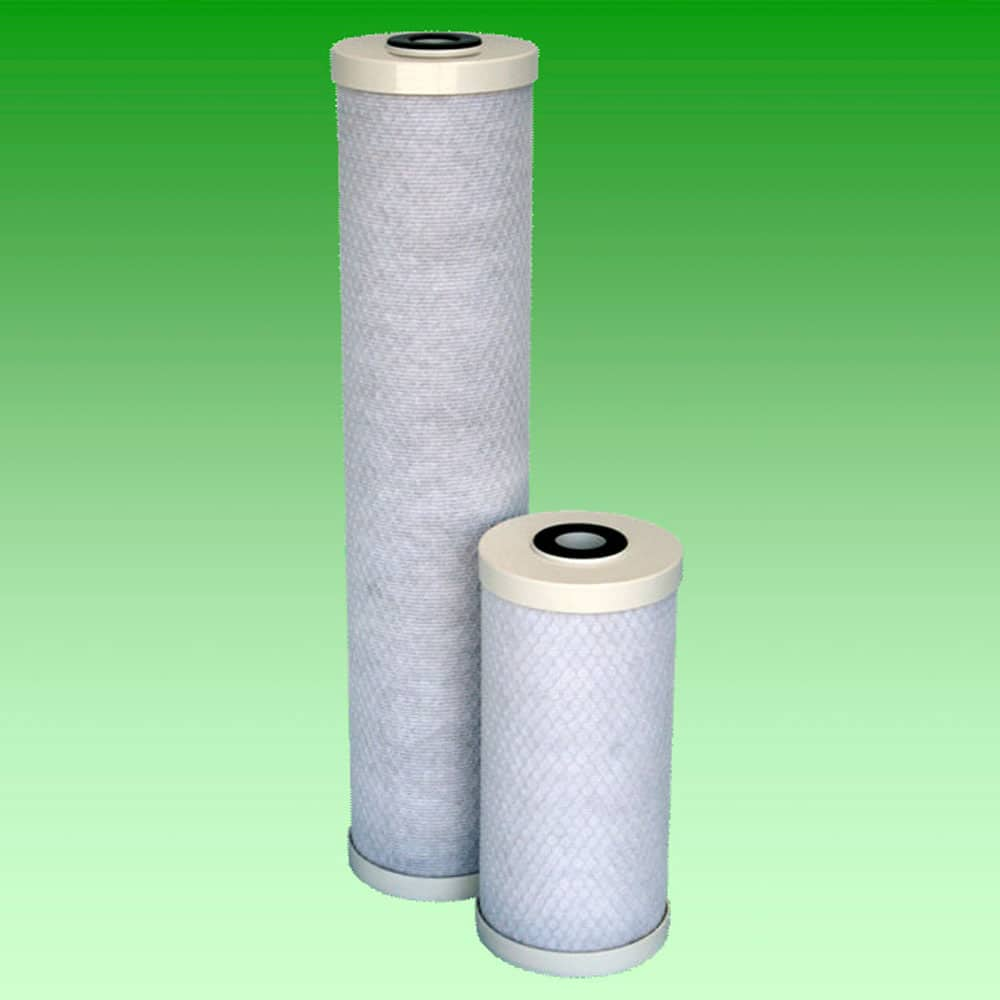 Carbon Cartridges, Large Diameter
