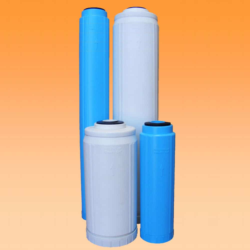 Refillable Cartridge Canisters Filter Housings, Water Filtration