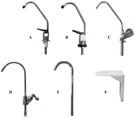 wrenches, Water Filtration, Brackets, Faucets, Valves