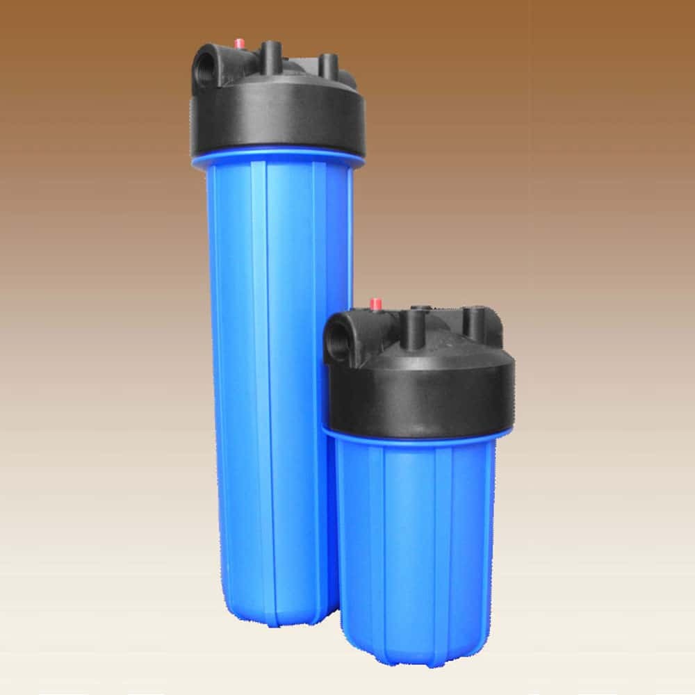 Filter Housings, Water Filtration