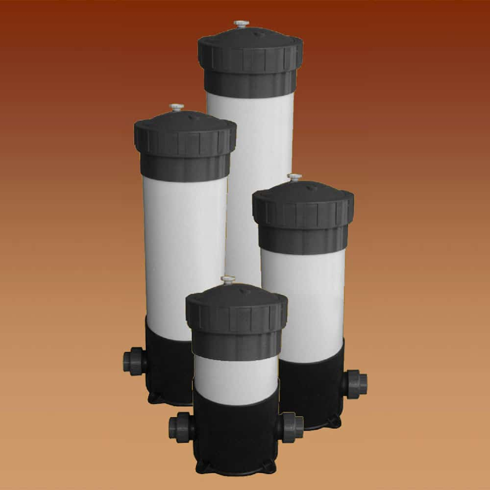 filter housing pvc cluster, PVC Cluster Filter Housings