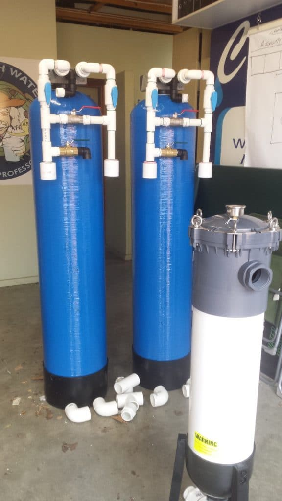 river water filter
