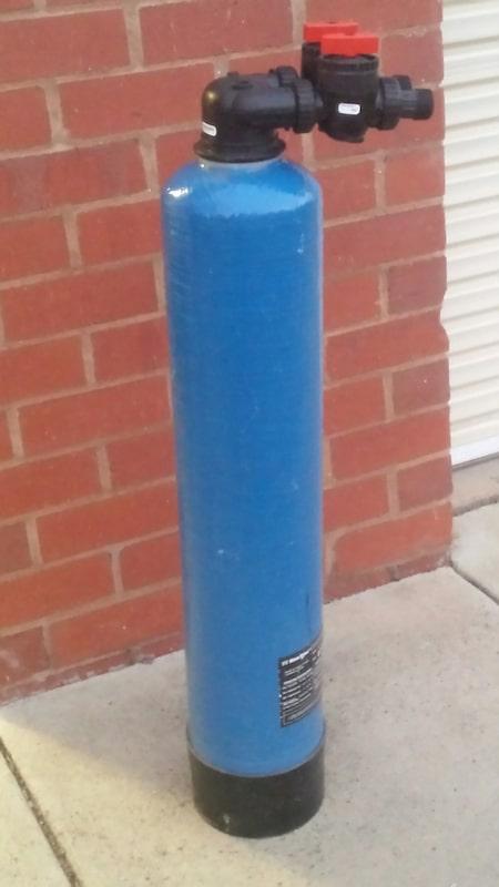 salt free water conditioner