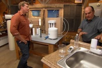 Choose a water filter